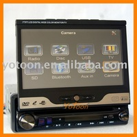 Shenzhen 7&amp;quot; Touch Screen DVD/CD/MP3/USB/SD Player+Bluetooth+TV+FM car player