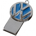 Best Sell High Quality Low Price 16GB Volkswagen Jewelry USB Flash Memory Drive Stick Free Shipping