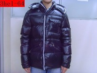 wholesale 2010 new Fashion Slim men Short coat Outerwear Men&amp;#39;s Down Coats free shipping
