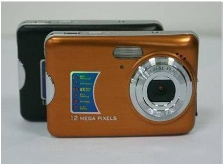 for christmas gift Brand New 12.0MP Digital Camera(China (Mainland))