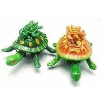 freeshipping Preschool educational creative cute hobby toys Simulation sea turtle fridge magnet ornaments handicrafts wholesale