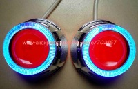 High Quality HID BIXENON PROJECTOR LENS LIGHT, ANGEL EYES KIT, DEVIL EYES KIT