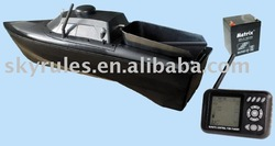 R/C boat Remote Control Bait Sonar Fishing Boat 1B(China (Mainland))