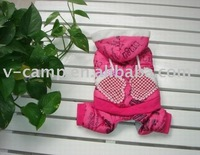 Clear Up! Freight Price Only !! Dog Apparel  dog coat,pet clothing dog wear with Free shipping  8PCS/LOT 1 Lot Only Left