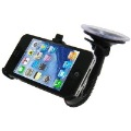 Freeshipping 50pcs New Car Mount Stand Holder For Apple iPhone 4 4G