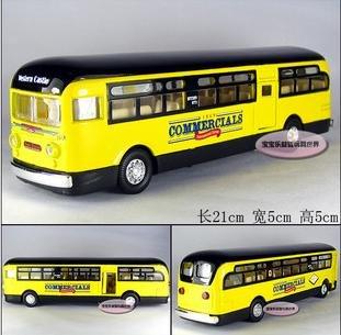 Grátis frete - atacado e varejo americano InterContinental de viagem de ônibus / liga modelos de carro / brinquedos do bebê(China (Mainland))