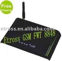 Free shipping analog 1 sim GSM FWT Fixed Wireless Terminal/GSM FWT/GSM FCT for alarm system