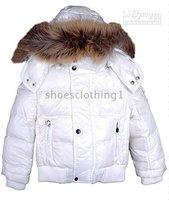Wholesale discount children's down coat,