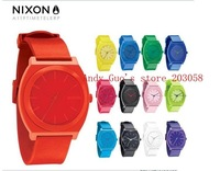 Free Shipping (20pcs) New Nioxn Watch Of High Quality+8 Colors Available
