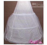 hoop beidal pannier(20pcs/lot) beatiful Bridal gown beidal Crinoline Petticoats/Three
