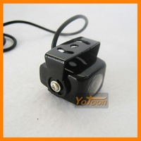 compatible with car, boat, trailer, camper, truck  Rear view camera with guard line function and CCD effect