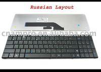 Laptop keyboard for ASUS K50AB K50AD K50AF K50C K50IN K50IJ K61IC K70 K70AB K70AC K70IC K70IJ K70Io F52q X70I Black Russian RU