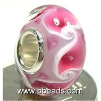 wholesale mixed color murano beads,lampwork glass beads,free shipping PMB0046