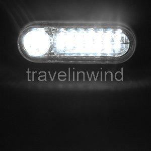 2 X Car Truck Universal Day Fog Aux 21LED White Light