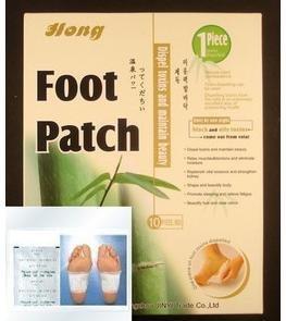 free shipping Korean beauty magic slim thin foot patch / Beauty Detox Foot Patch health foot patch wholesale