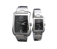 S'SQURE brand watches, Valentine's Day gift, Lovers in Paris, fashion, elegant, couple watches 48254