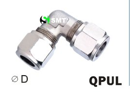 QPUL pipe joint fittings