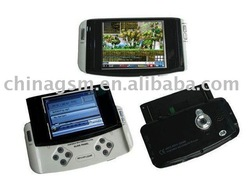 WHOLE SALES PRICE!PMP player, Mp4 player, Game Mp4 player 4GB 2.8 inch TFT Screen support TV OUT, 2.0M camera(China (Mainland))