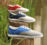 J-2010450 Free shipping new arrival,most popular canvas shoes (4 color) ,wholesale/retail