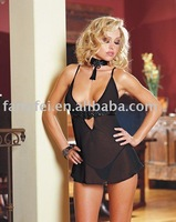Wholesale 4pcs/lot New Fashion Free Shipping Babydolls hot sale sexy lingerie 2910B