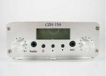 FMUSER 10pcs 15W V1.0 FM stereo PLL broadcast transmitter wholesale