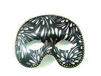 Hot Sale elegant multi-color party/wedding/Halloween Mask Men's Masks 10pcs/lot Free shipping