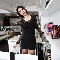 fast shipping Retail Sexy Fitting Woman Dress