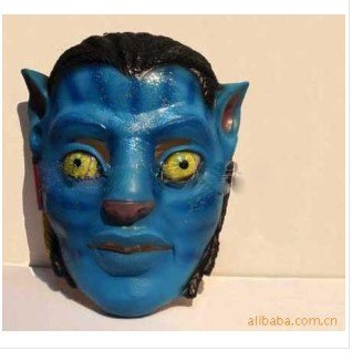 Karnaval maska Avatar Halloween Mask Carnival masks masquerade mask 30PCS/LOT free shipping