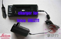 battery charger for leica GKL211,charge for leica GEB211 GEB221