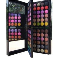 Free ship+gift New 180 Color Eye Shadow Eyeshadow Palette cream full color 10pic