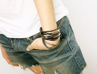 Multi-level strap type bracelet/30pcs/HOT SELL
