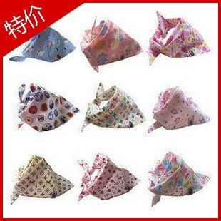 Children Triangular bandage/Baby headband/Free shipping/Children Decoration