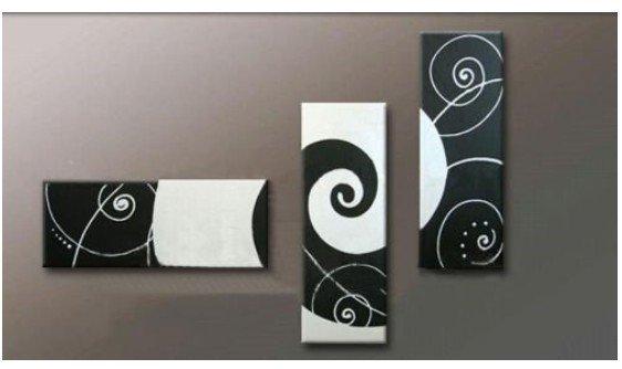Modern Abstract Wall Ornaments Oil Painting Guaranteed 100% Free shipping(China (Mainland))