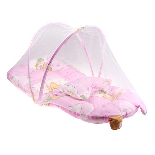 foldaway mosquito net bed canopy for newborn baby sleep night mosquito netting campingn(China (Mainland))