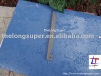 Titanium Outdoors Products--Outdoors ten peg--Titanium V-Shaped Tent Peg(A041)