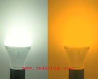 E27  LED Lamp   4W with warm white2700-3500lm/pure white4000-4500lm/and more
