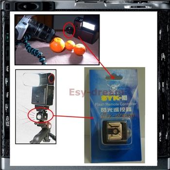SEAGULL SYK-3 Hot Shoe Flash Light Remote slave Trigger Sensor for Nikon Canon Sigma Olympus Pentax