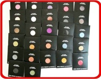 Free shipping!!! New Makeup Eye Shadow FARD PAUPIERES 1.5g,27colors in paper bags(180pcs/lot)