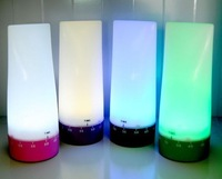 EMS Free Shippinghot sell 20pcs/lot cleanser shape led timer lamp