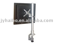 Aluminum-alloy clamp on table Lcd arm Manufacturer(China (Mainland))