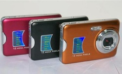 Colorful fun! Popular Digital Camera DC - 540 2.7 inch screen 12 megapixel digital camera series(China (Mainland))