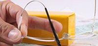 Memory Metal Full rim Frames Eyeglasses Frame Haoni 6646 good design good quality low price