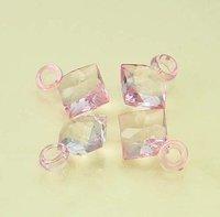 1000 pcs/lot Acrylic charms pendants Free shipping