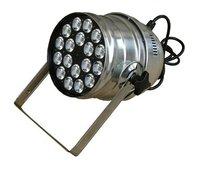 LED Par64;RGB Color:18*1W,6R6G6B