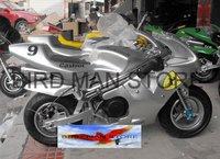 Pocket bike Gas Powered Scooter Mini Motorcycle Mini Choppers Motorbikes 49cc  * 2 stroke BRAND NEW
