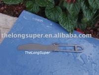 Titanium outdoors goods--Titanium Flatwares--Titanium Folding Knife