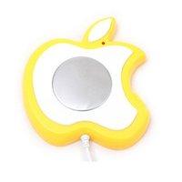 Free Shipping 10pcs/lot USB warm cup coaster/ electronic warmer/ USB heating plate/ coffee warmer