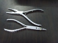Wholesale-hot shopping hair extension tool Stainless steel pliers ! High-grade ! Hair