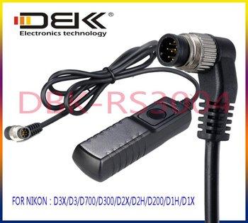 RS-3004  Cable Style Remote Switch For Nikon D3X / D3 / D700 / D300 / D2X / D2H / D200 / D1H / D1X