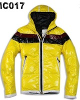 Hot sale 2010 Outdoor Sportswear Men&amp;#39;s Down Coats Warmly Real Fur Parka Men Down Jacket